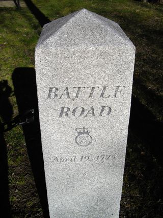 Battle Road Stone