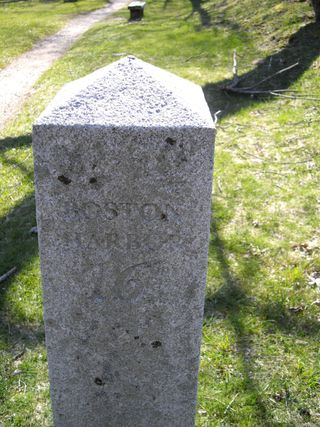 Boston Harbor Stone