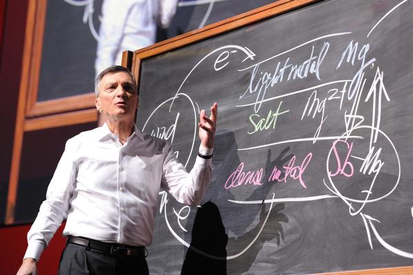 Sadoway at TED 2012